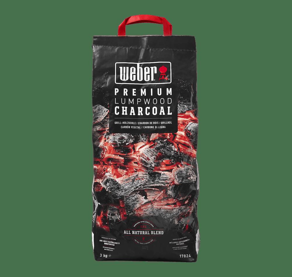 Weber Premium Trækul View