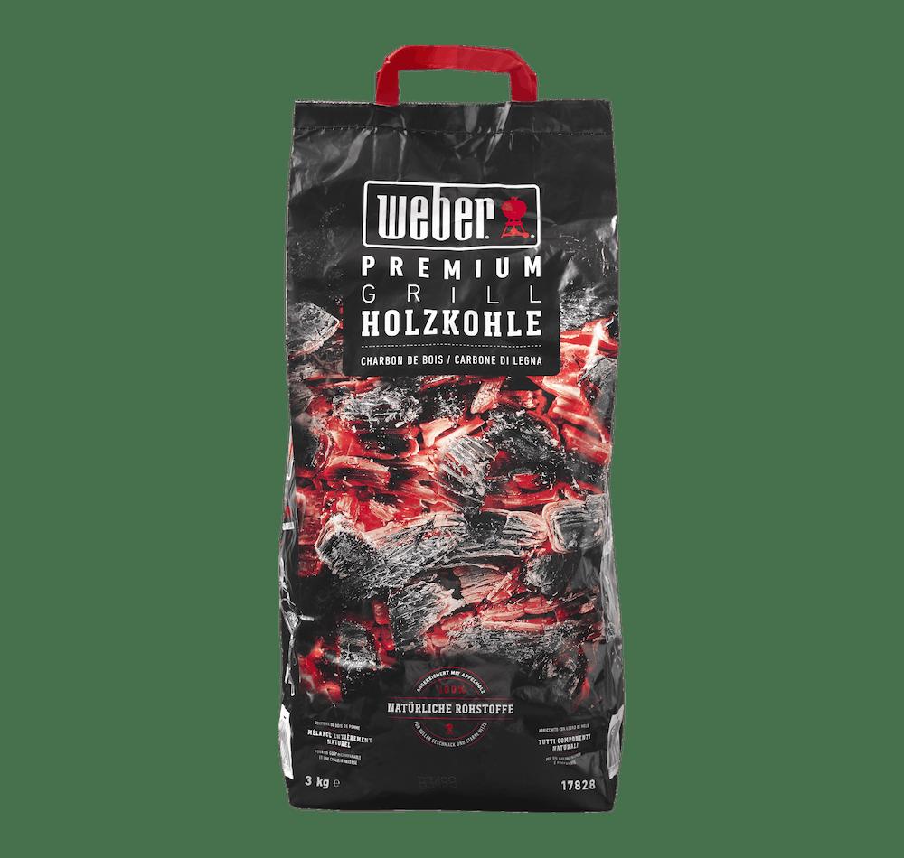 Charbon de bois Weber Premium View