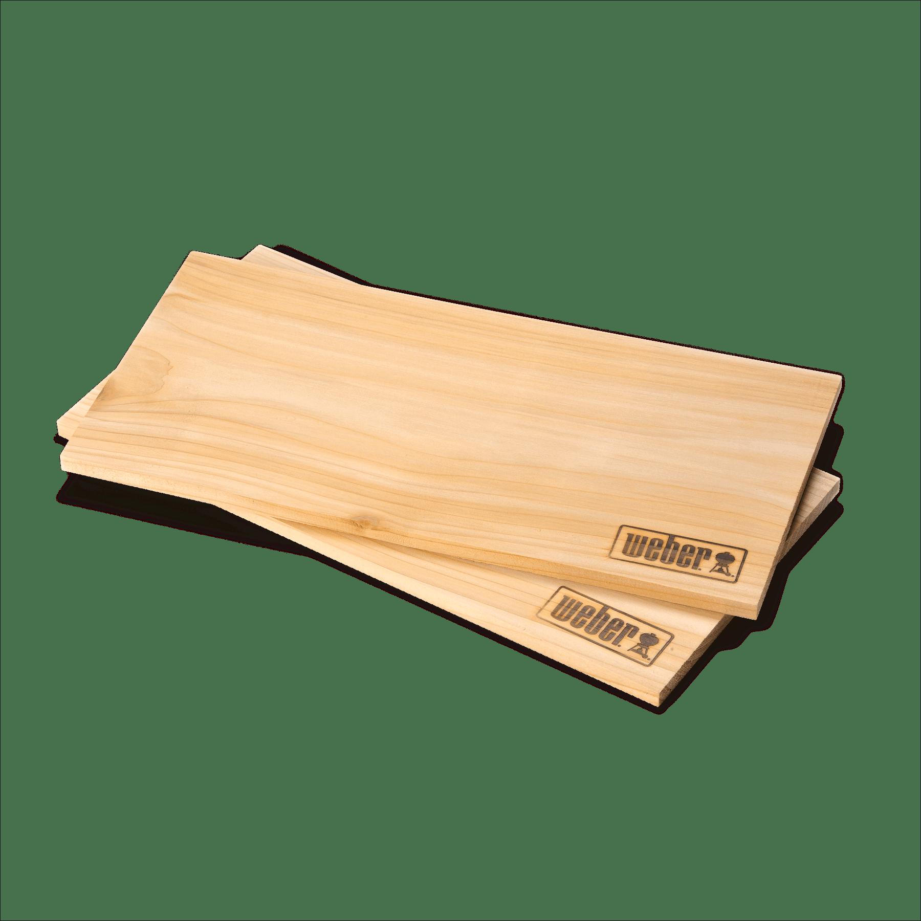 Western Red Cedar Wood Planks - Large