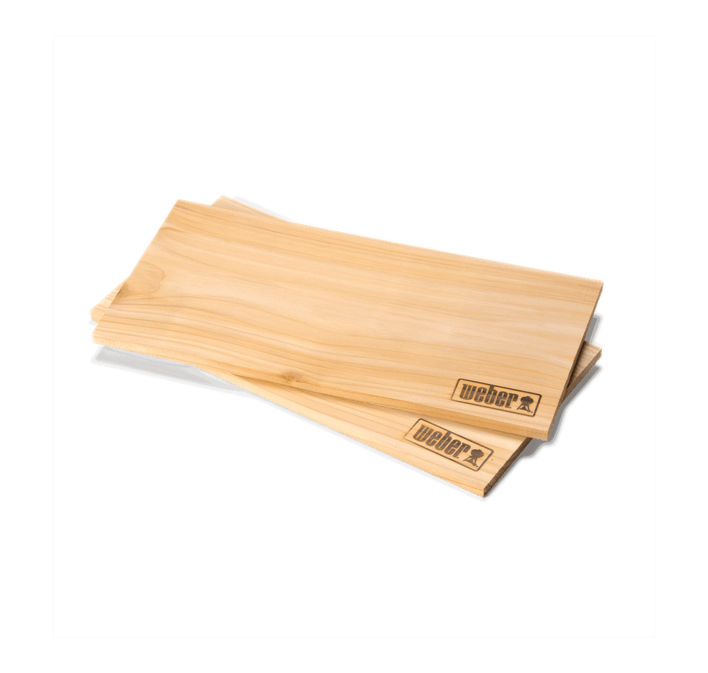 Western Red Cedar Wood Planks - Large View