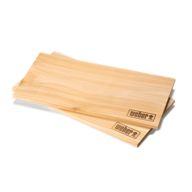 Western Red Cedar Wood Planks - Large