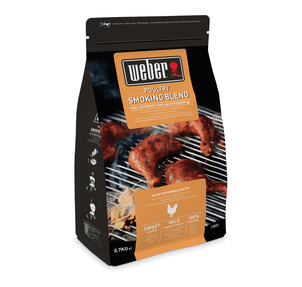 Weber Smoking Poultry Blend View