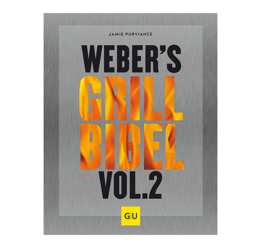 Weber's Grillbibel Vol. 2 View