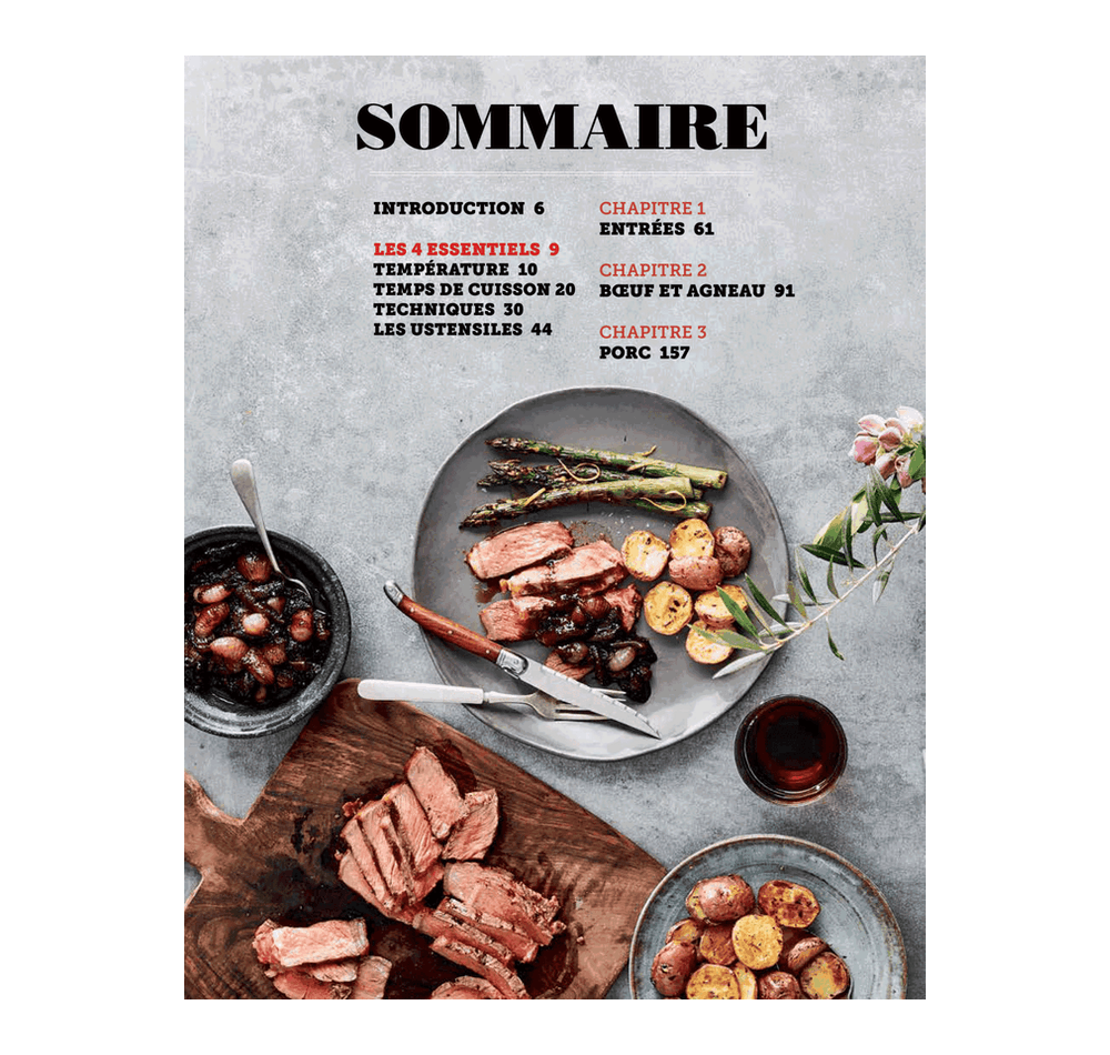 La Nouvelle Bible du BBQ (Version française) View