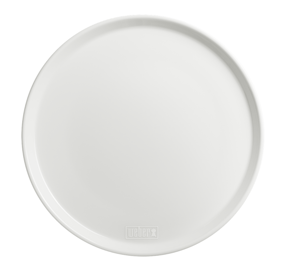 Assiette plate View