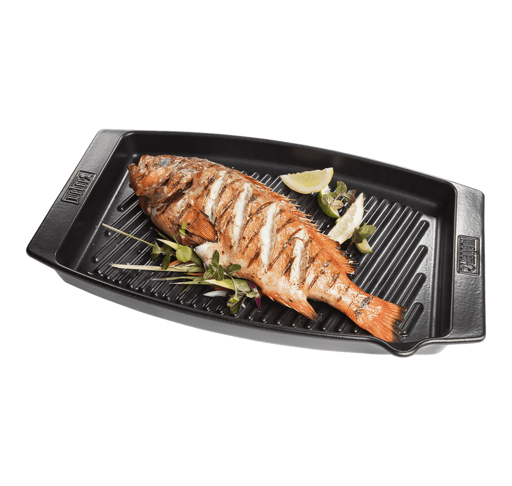 Keramische grillpan  View