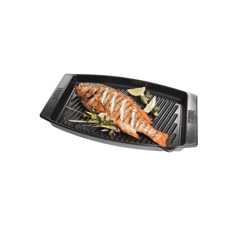 BBQ Keramik-Grillpfanne