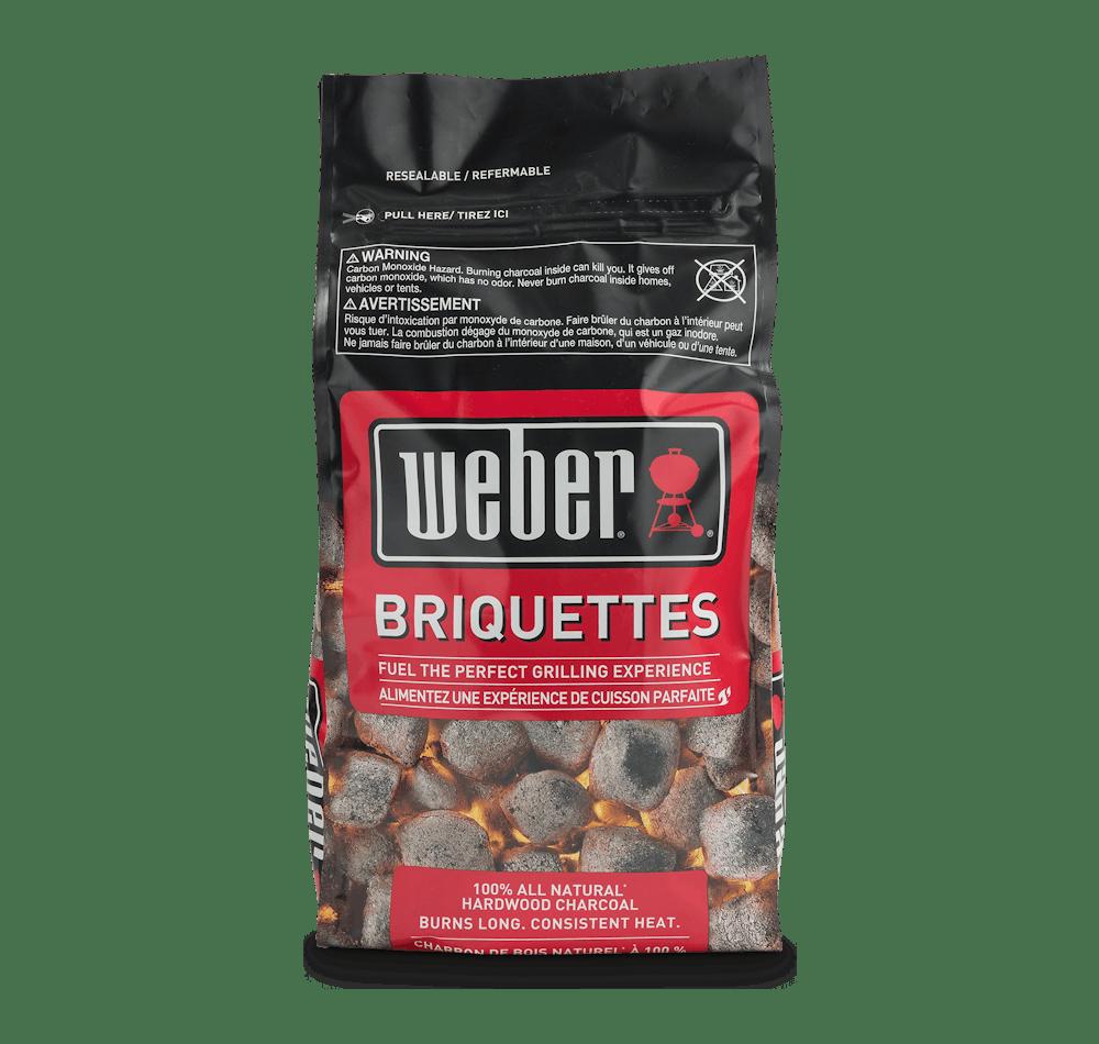 Weber Briquettes Cooking Charcoal Briquettes And