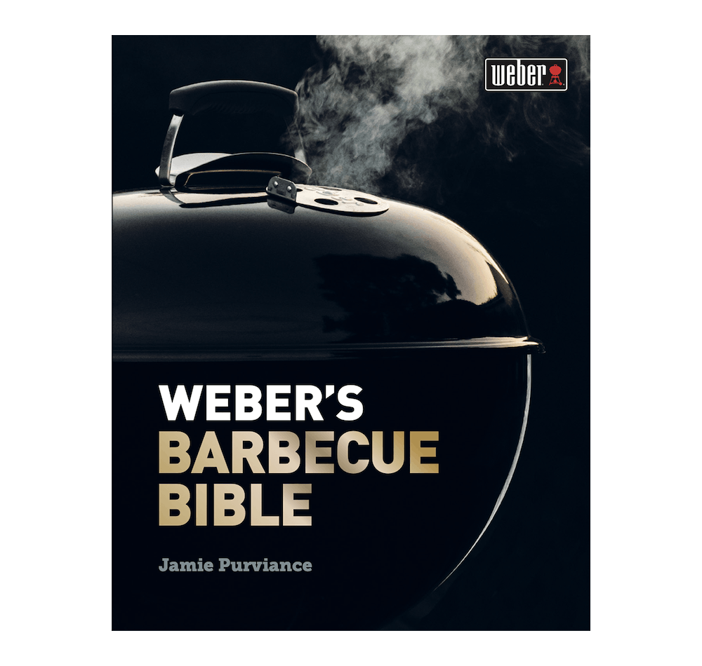 Weber's Barbecue Bible View