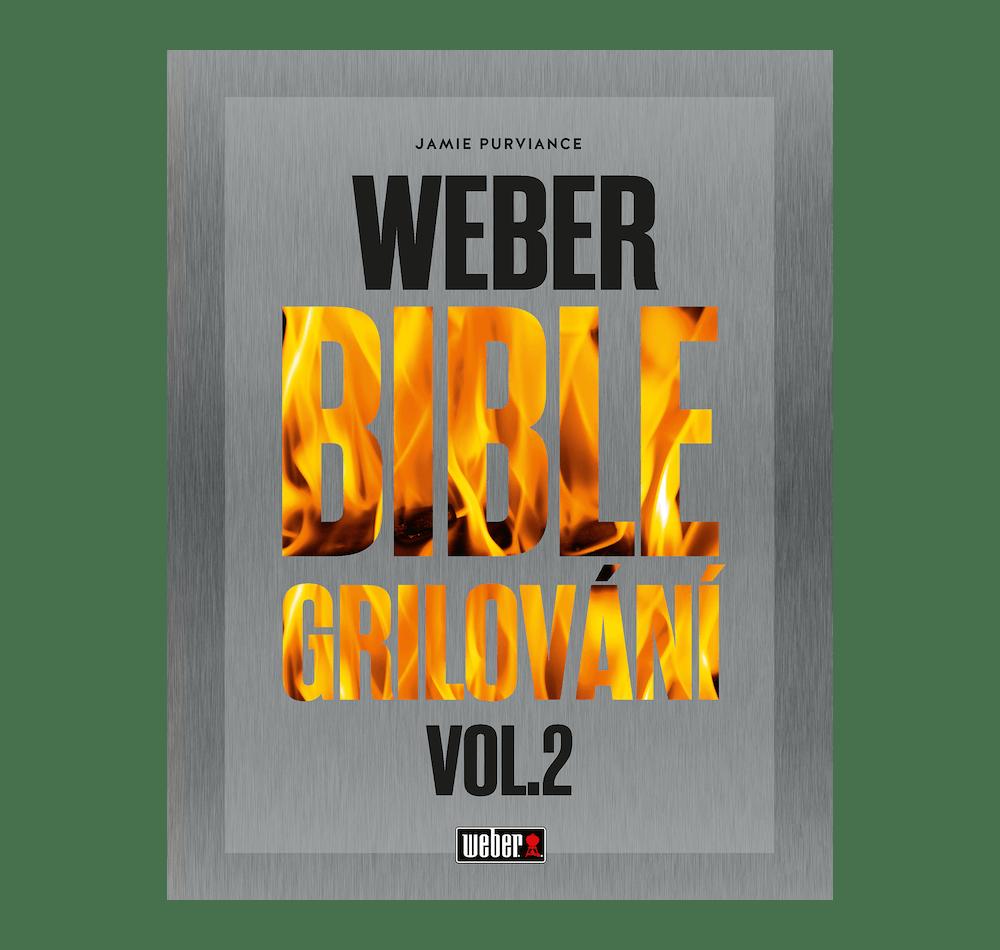 Weber Bible Grilování Vol. 2 View