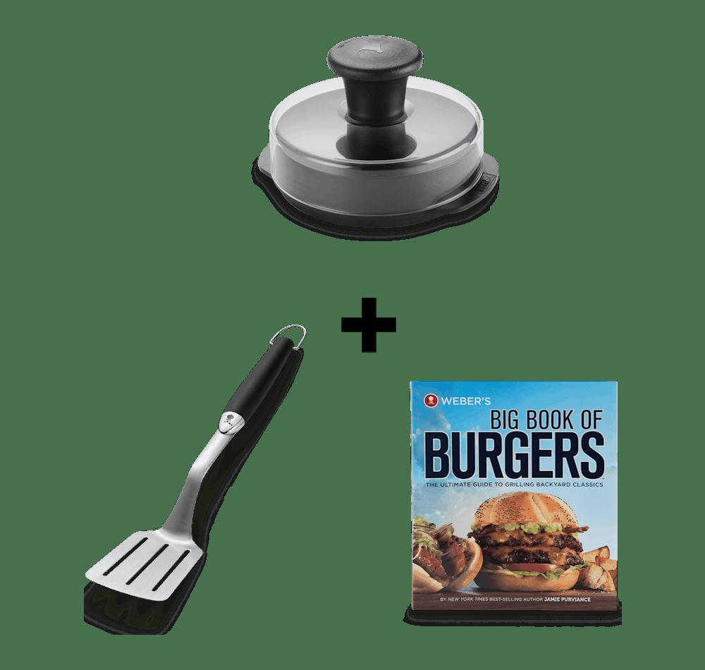 Mr. Burger Pack View