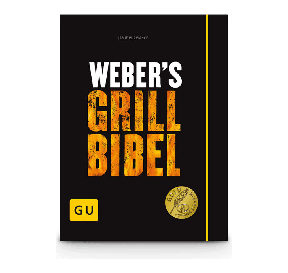 Weber's Grill-Bibel (Version allemande) View