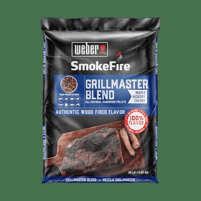 GrillMaster Blend All-Natural Hardwood Pellets
