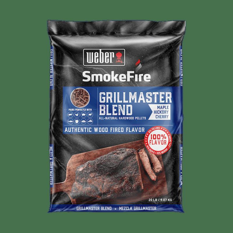 GrillMaster Blend All-Natural Hardwood Pellets image number 0