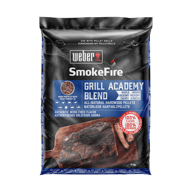 Grill Academy Blend All-Natural Hardwood Pellets