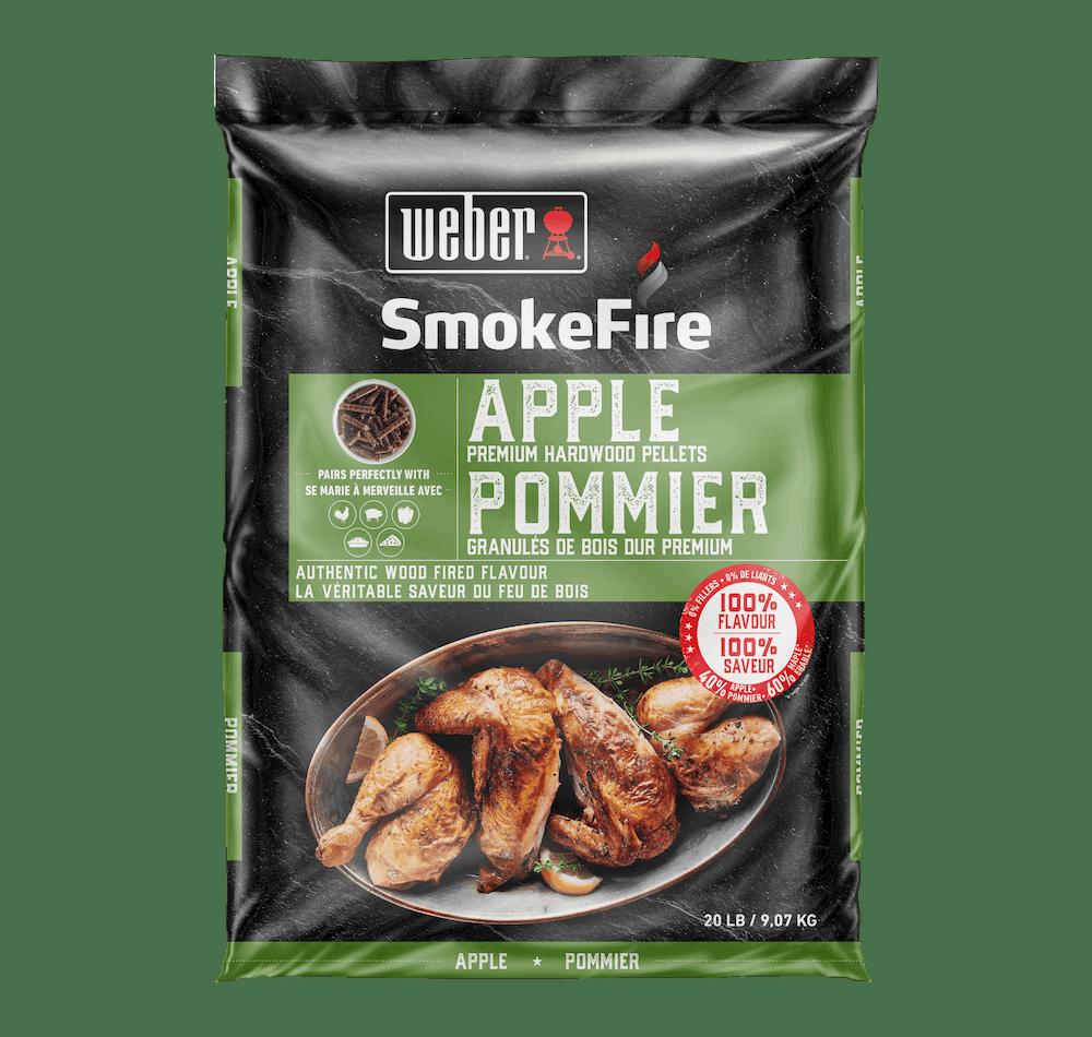 Granulés Premium Pommier View