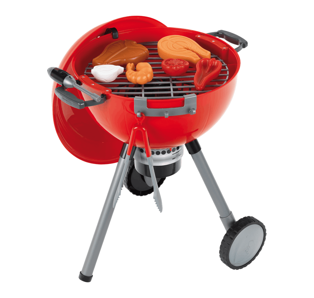 Weber®-Spielzeuggrill Original Kettle (Rot) image 1