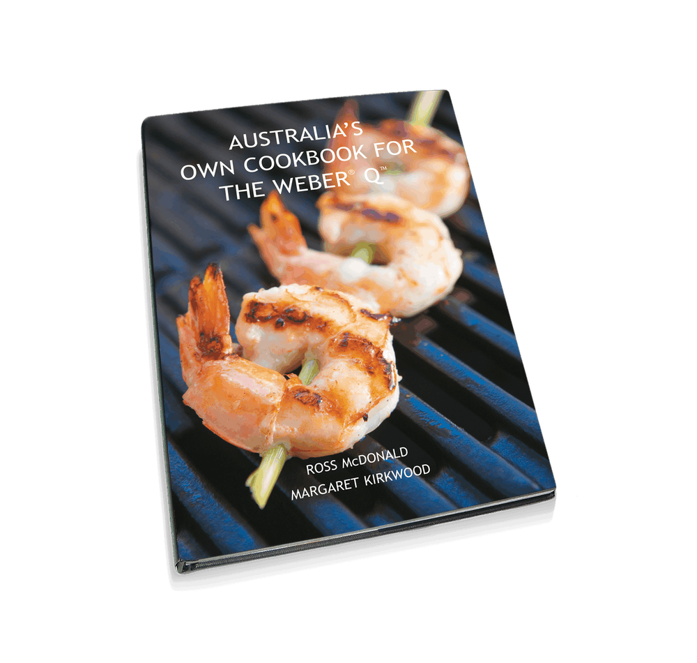 Australia's Own Cookbook for the Weber Q View