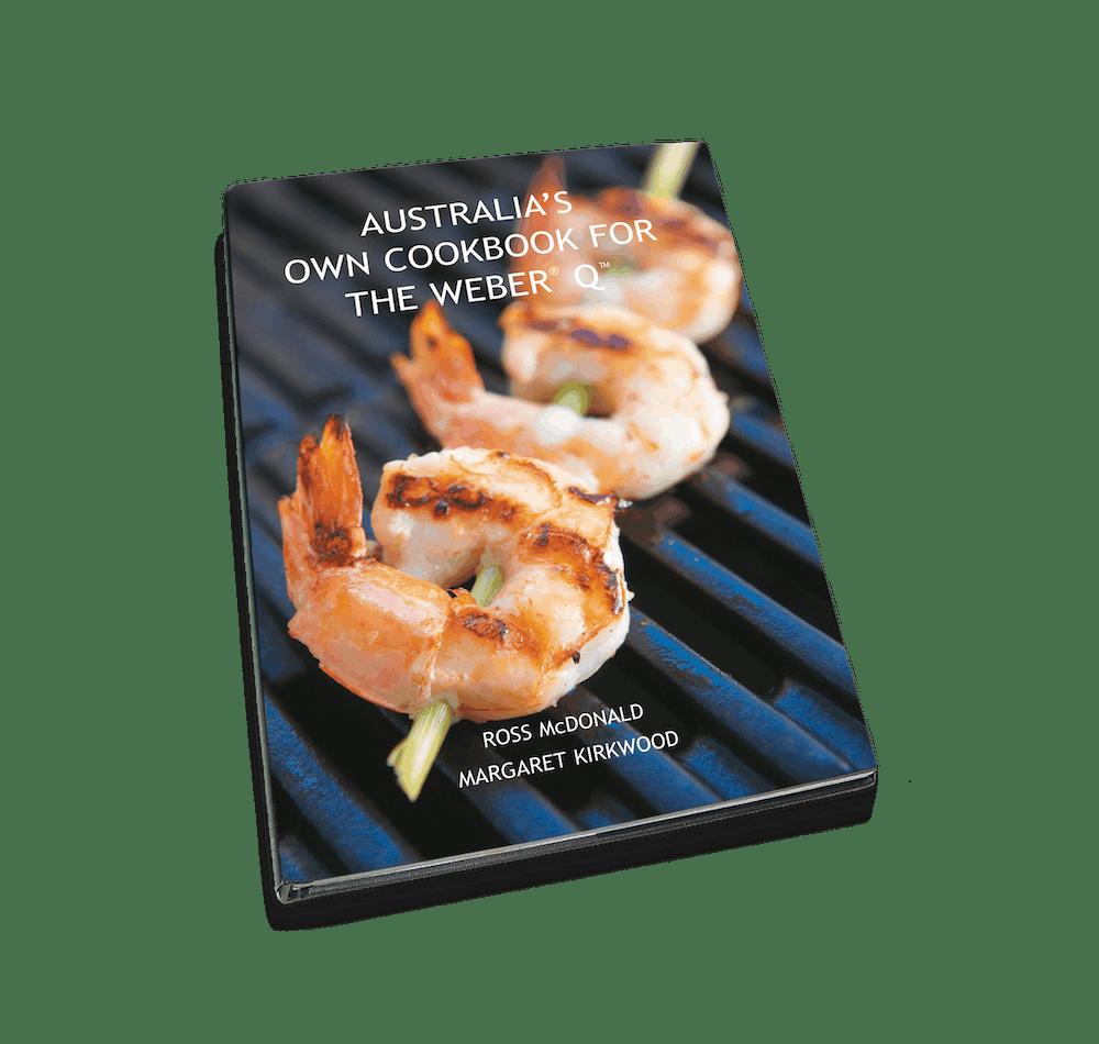 Australia's Own Cookbook for the Weber Q View