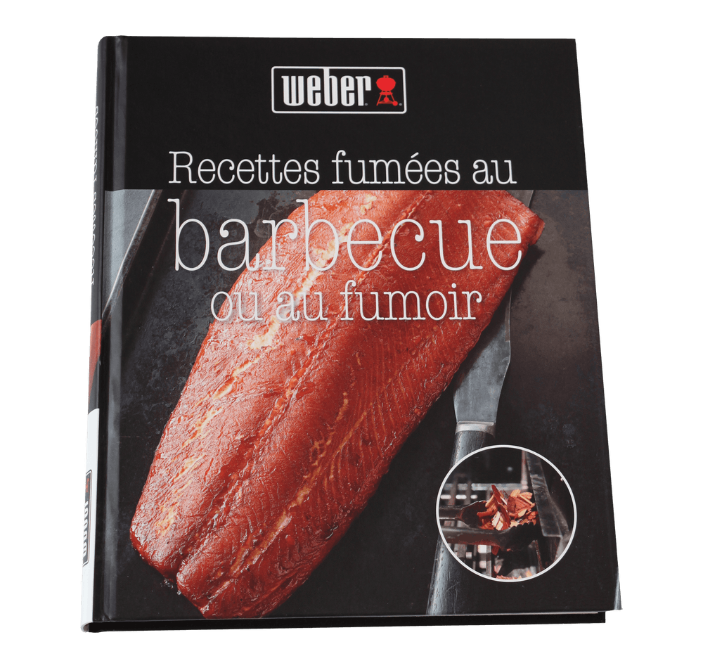 Livre de recettes fumées au barbecue ou au fumoir View