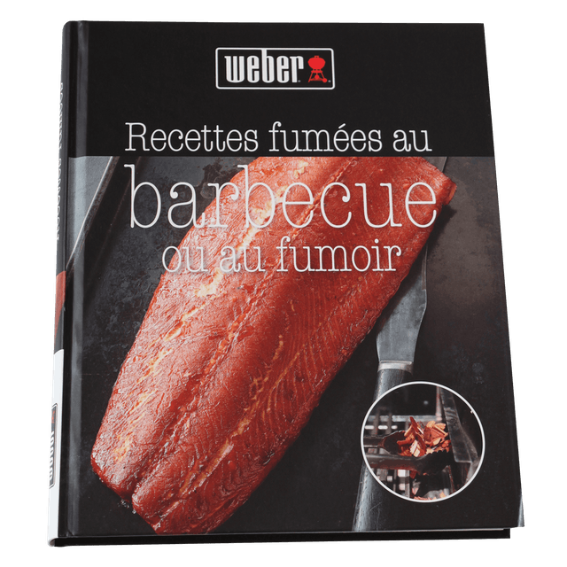 Livre de recettes fumées au barbecue ou au fumoir