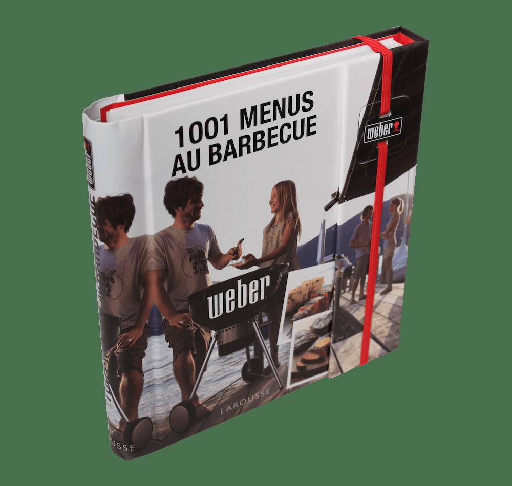 """Livre de recettes """"1001 Menus au Barbecue"""" View"""