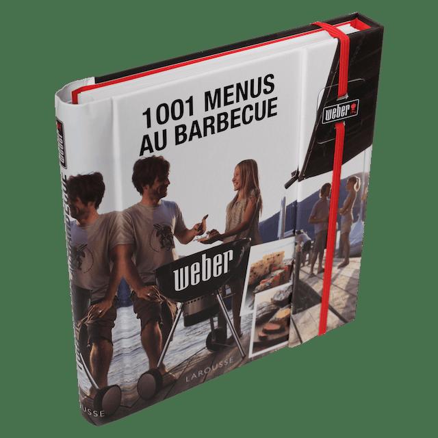 """Livre de recettes """"1001 Menus au Barbecue"""""""
