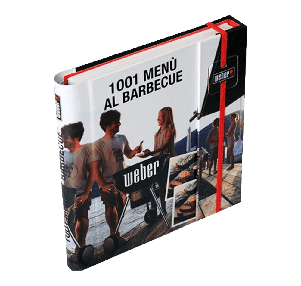 1001 Menù al barbecue - italien View