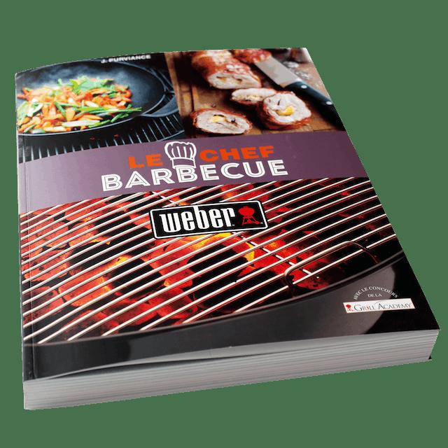 "Livre de recettes ""Chef Barbecue"""