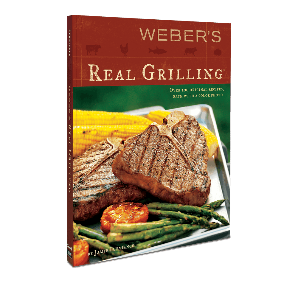 Weber's Real Grilling View