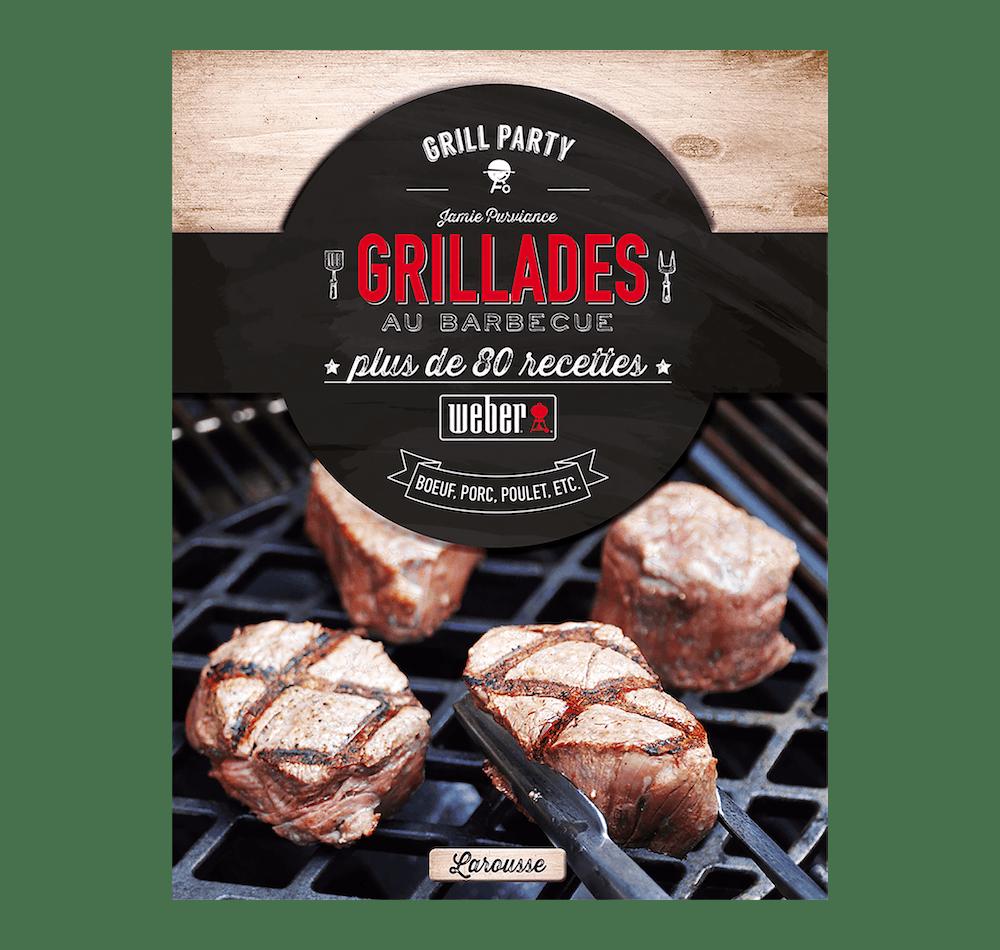 """Livre de recettes """"Grillades au barbecue"""" View"""