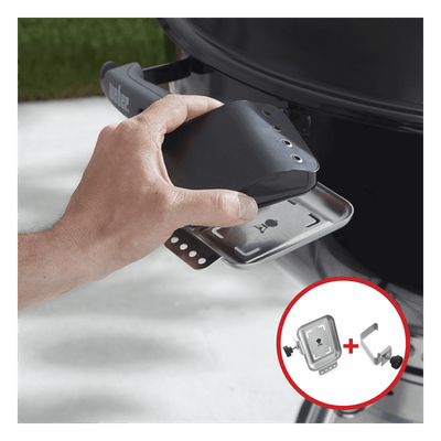 Weber Connect 6-Piece Mounting Kit
