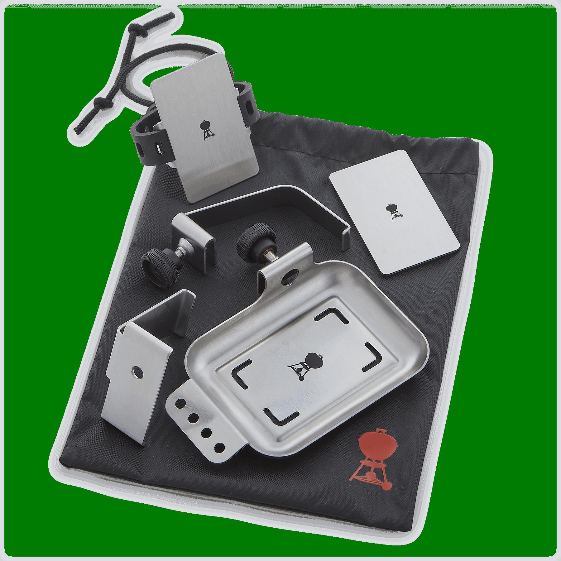 Weber Connect Monteringssats 6 delar