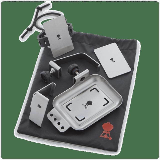 6-teiliges Montagekit für Weber Connect