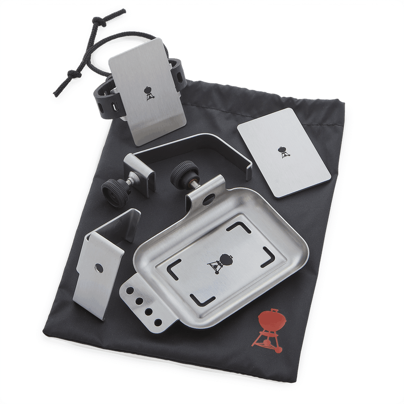 Weber Connect 6-Piece Mounting Kit image number 0