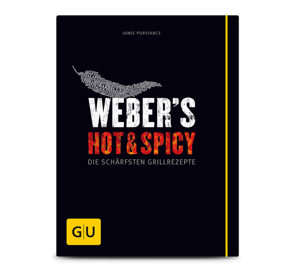 Weber's Hot & Spicy image 1