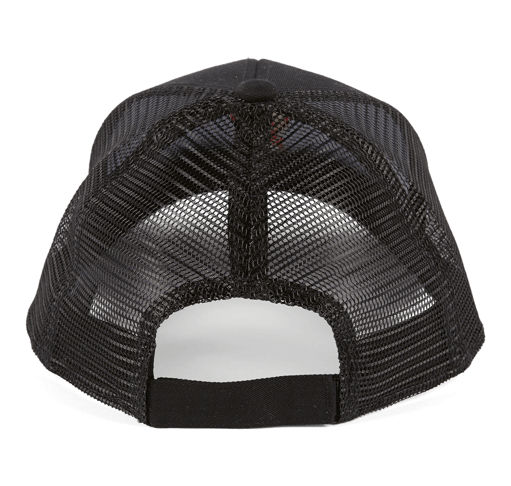 Red Kettle Hat - Black View