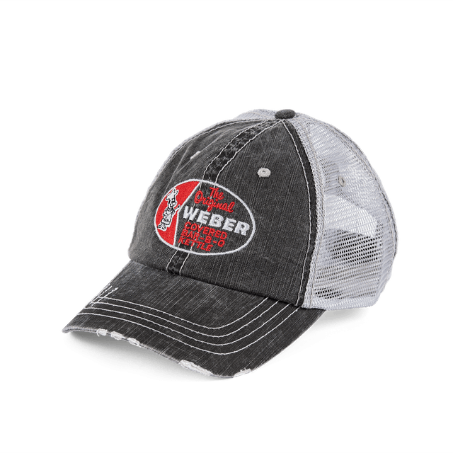 Topper Hat - Gray