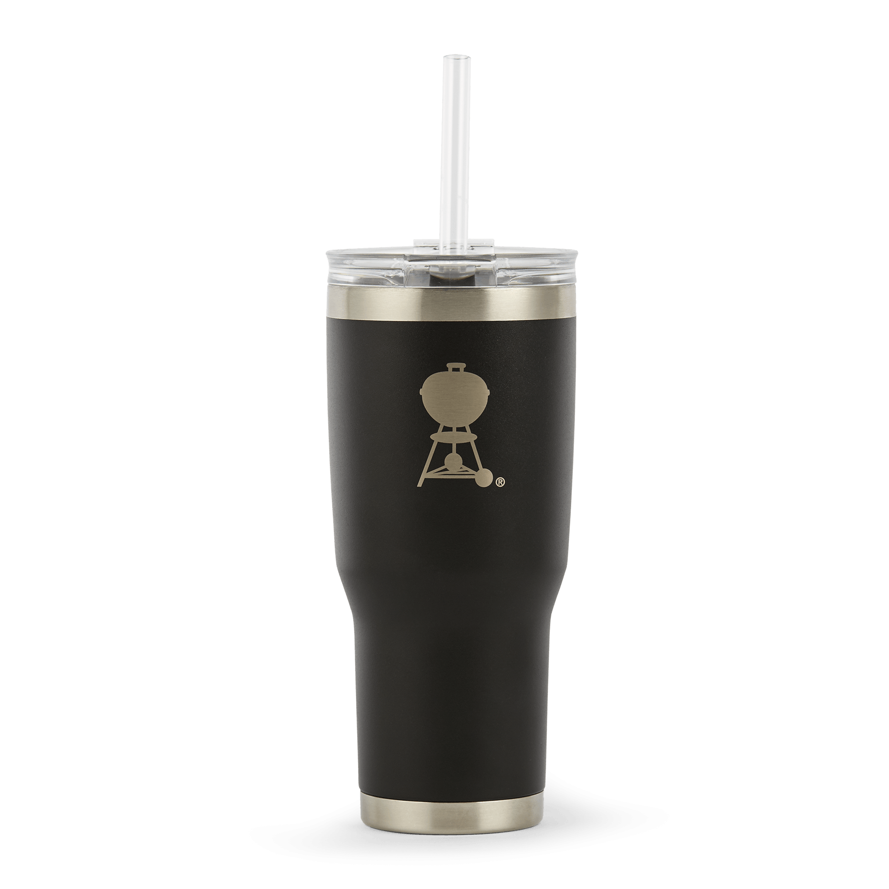 Insulated Tumbler with Straw – 24 oz.