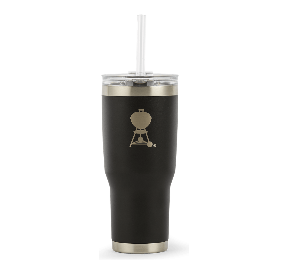 Insulated Tumbler with Straw – 24 oz. View