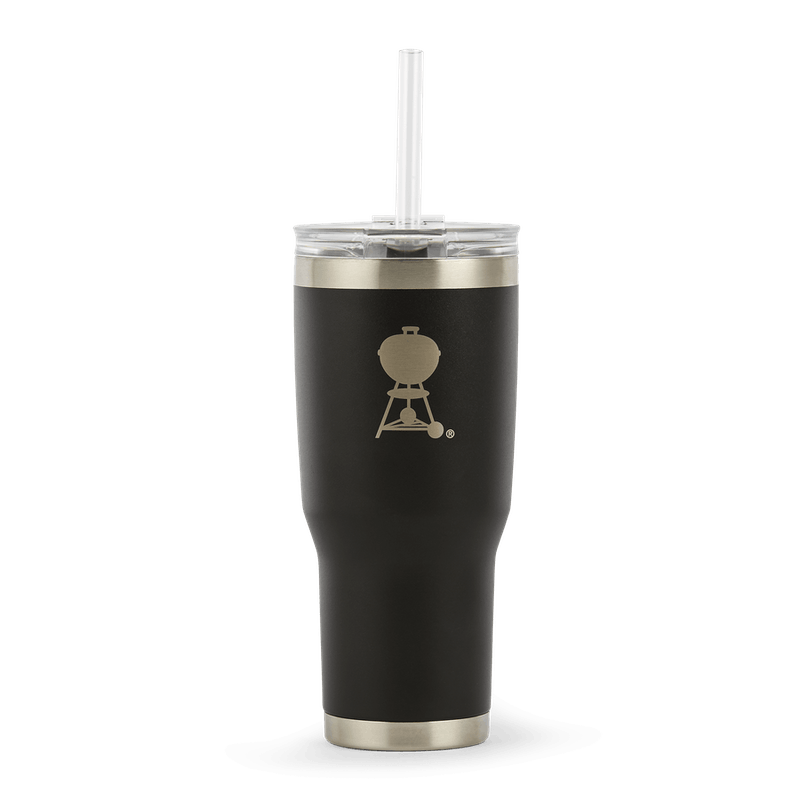 Insulated Tumbler with Straw – 24 oz. image number 0