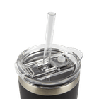 Insulated Tumbler with Straw – 24 oz. image number 3