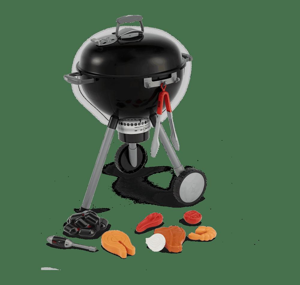 Weber® Original Kettle Barbecue Toy (Black) image 2