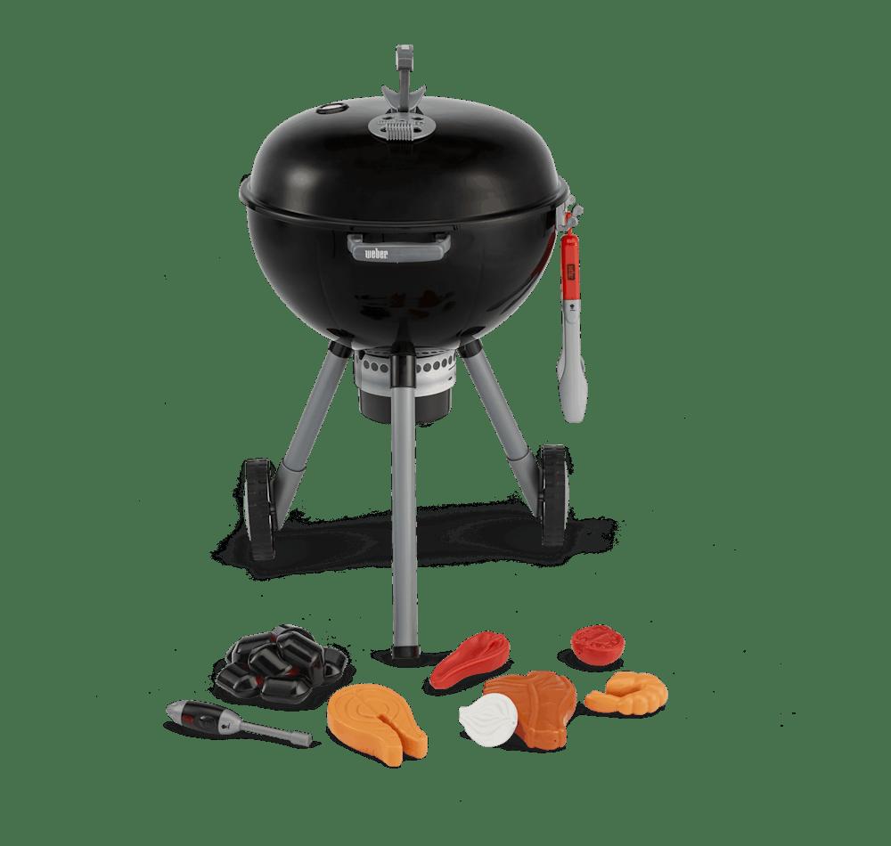 Weber® Original Kettle Barbecue Toy (Black) image 3