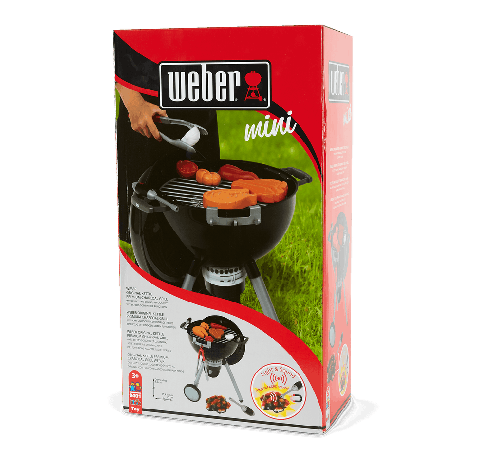 Weber® Original Kettle Barbecue Toy (Black) View