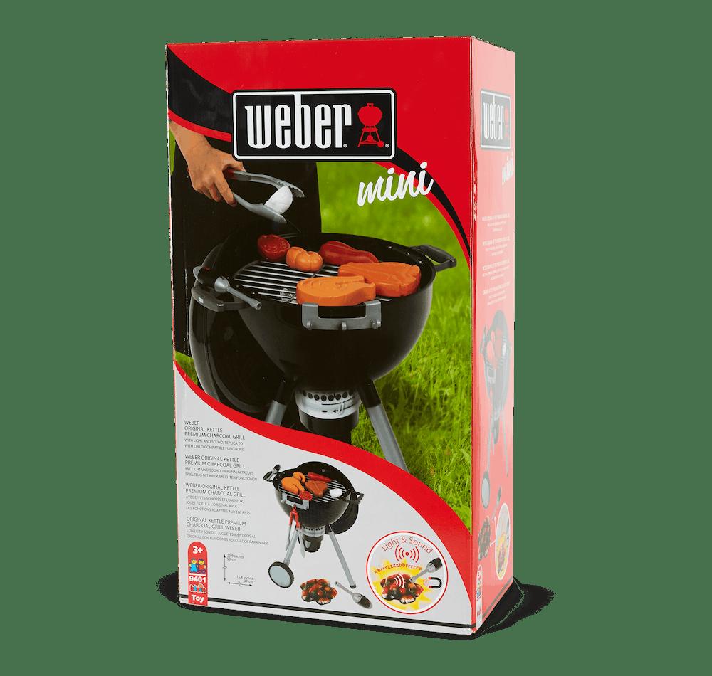 Weber® Original Kettle Barbecue Toy (Black) image 4