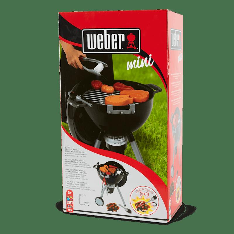 Weber® Original Kettle Barbecue Toy (Black) image number 3
