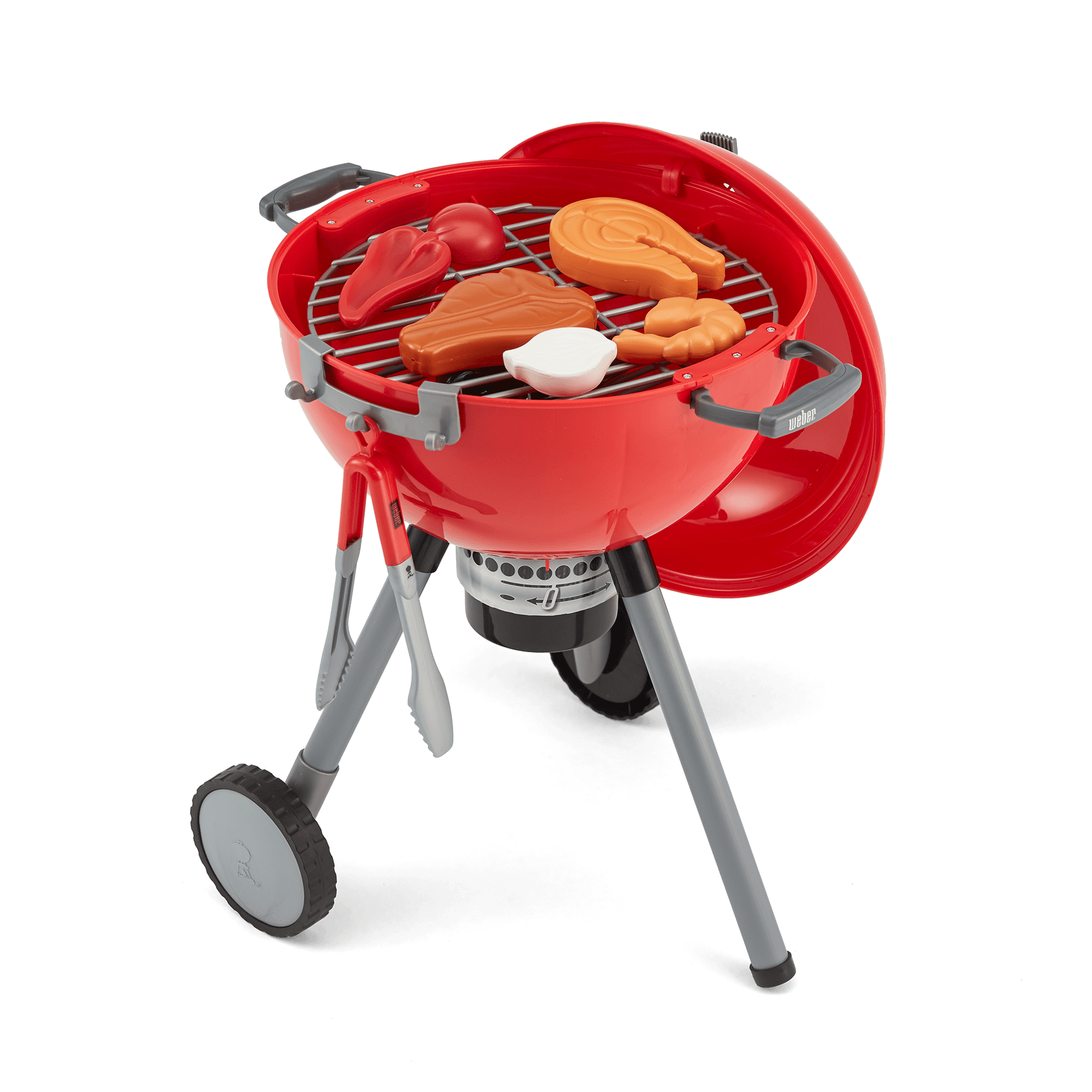 Weber® Original Kettle speelgoedbarbecue (rood)