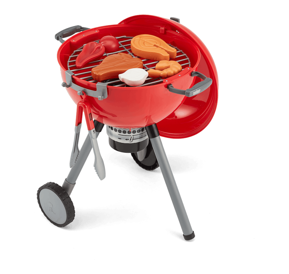 Weber® Original Kettle Barbecue Toy (Red) image 1
