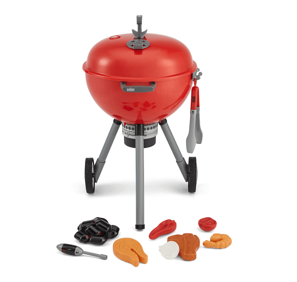 Weber® Original Kettle Barbecue Toy (Red) image 2